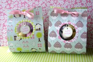 Peek a boo easter bags scrapbook cards today magazine heres negle Image collections