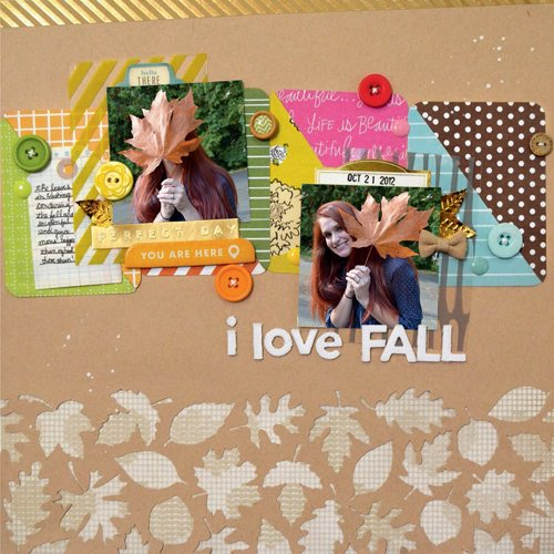 I Love Fall by Paige Evans