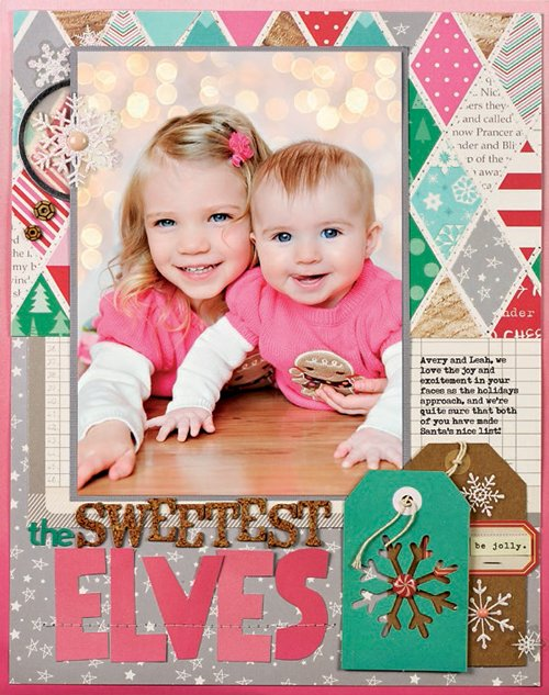 The Sweetest Elves by Nancy Damiano