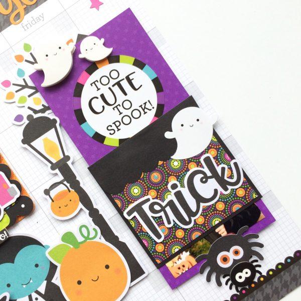 Virginia Nebel Halloween 7 for Scrapbook & Cards Today magazine