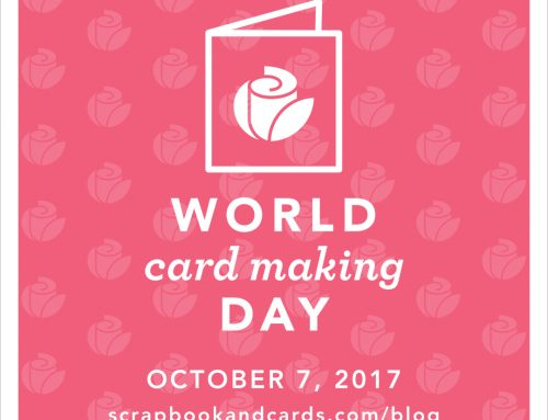 World Card Making Day Winners…and one more!