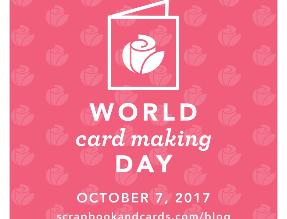 Join us for our World Card Making Day kickoff!