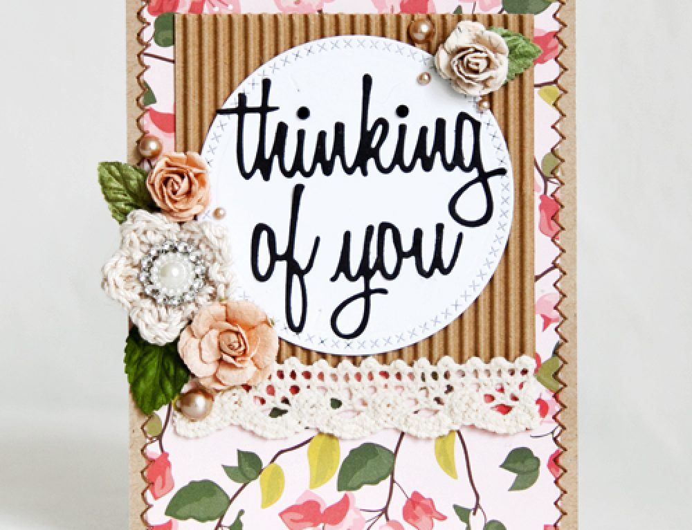 12:00 pm World Card Making Day – Thinking of YOU!