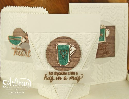 Inspiration Saturday with Stampin' Up!