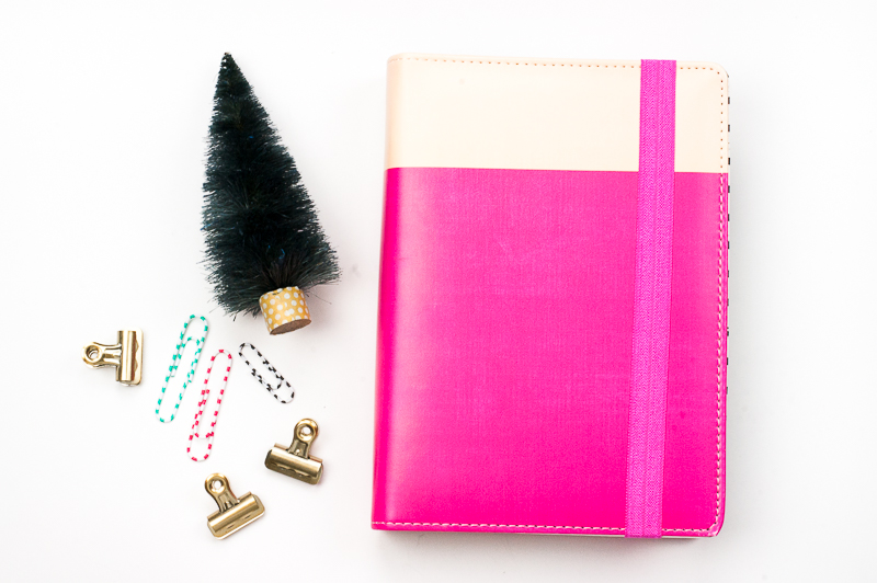 Holiday Planner Prep with Maggie Massey for Scrapbook & Cards Today