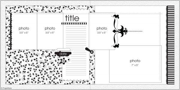 Project 12 - April 2010 - PageMaps Sketch
