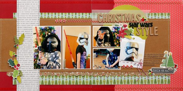 SCT365 Christmas Star Wars Style by Sarah Webb