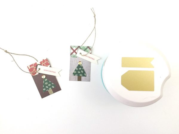 Holiday Tags by Aly Dosdall