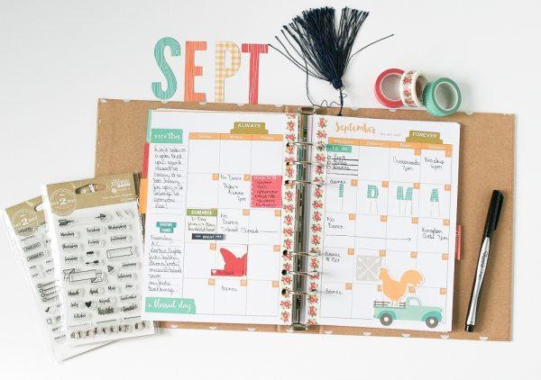 Planner by Wendy Antenucci - Jillibean Soup