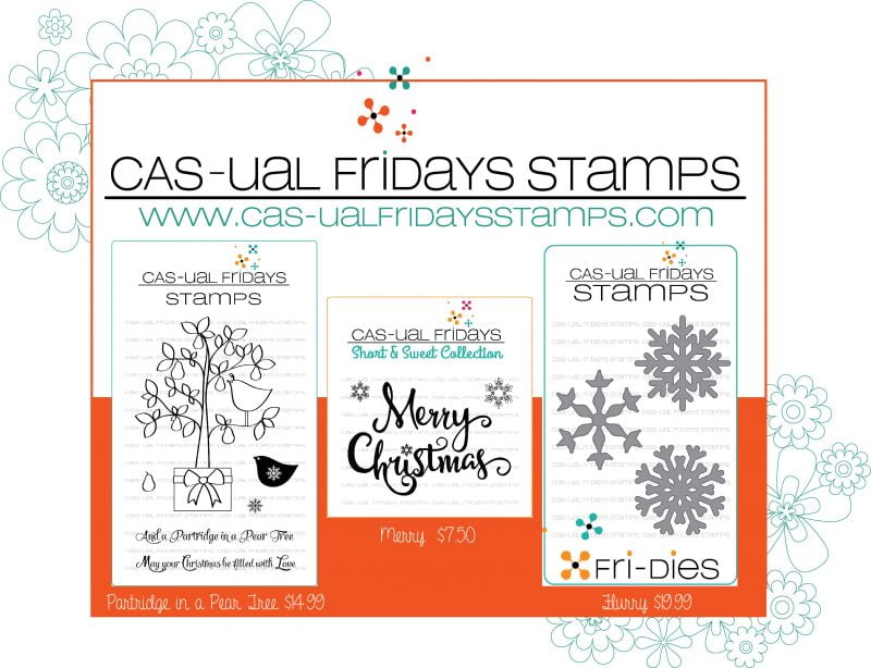 CAS-ual Fridays Stamps 2