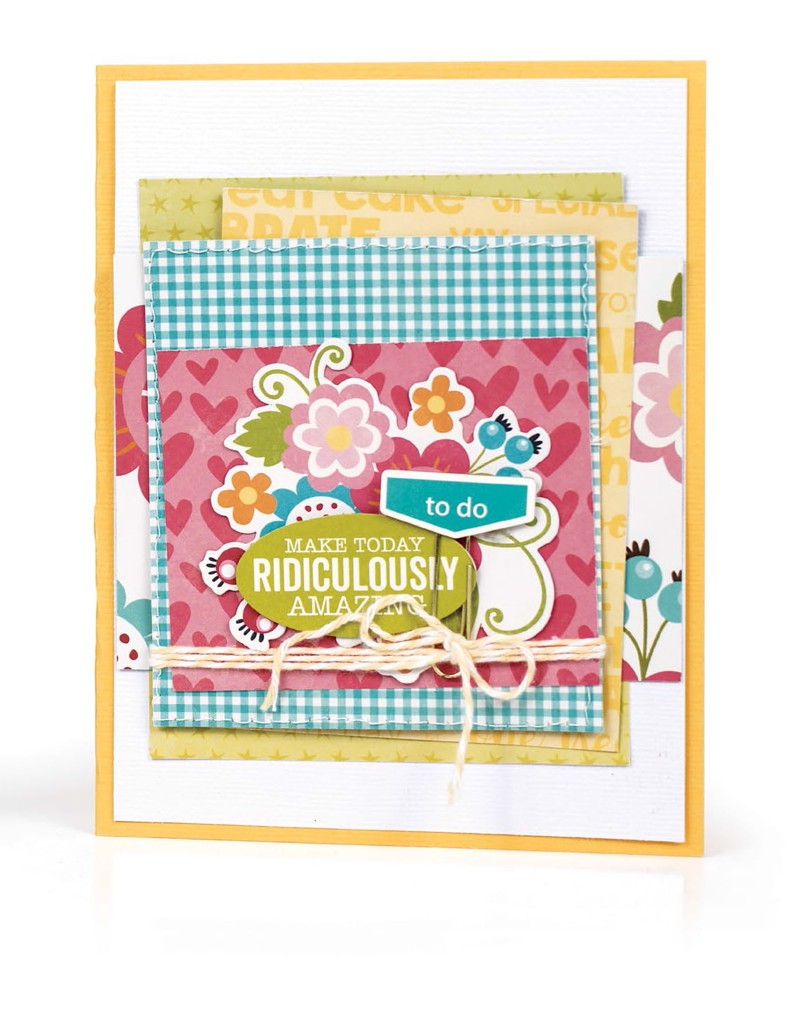 Ridiculously Amazing by Amy Coose for Scrapbook & Cards Today
