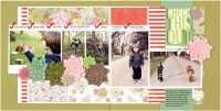 Check This Out by Marla Kress for Scrapbook & Cards Today