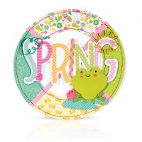 Spring by Courtney Lee for Scrapbook & Cards Today