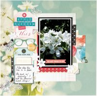 This by Lori Pinky Brown for Scrapbook & Cards Today