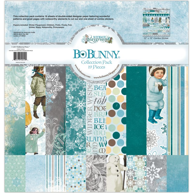 BoBunny for Scrapbook & Cards Today