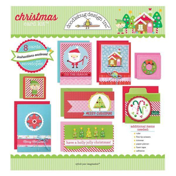 SCT 12 Days of Holiday Giving - Doodlebug Design