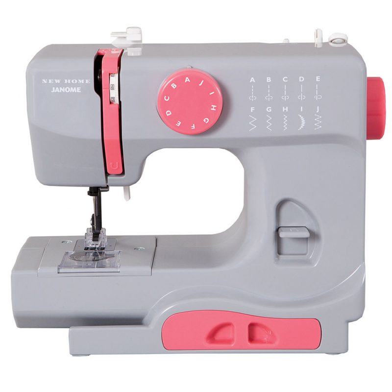 SCT 12 Days of Holiday Giving - Janome New Home Sewing Machine