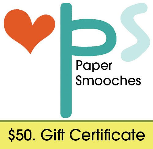SCT 12 Days of Holiday Giving - Paper Smooches