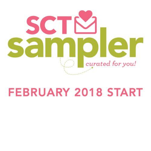SCT Sampler February Start