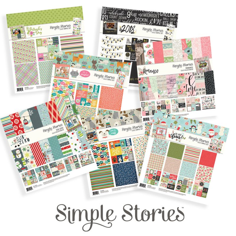 Simple Stories for Scrapbook & Cards Today