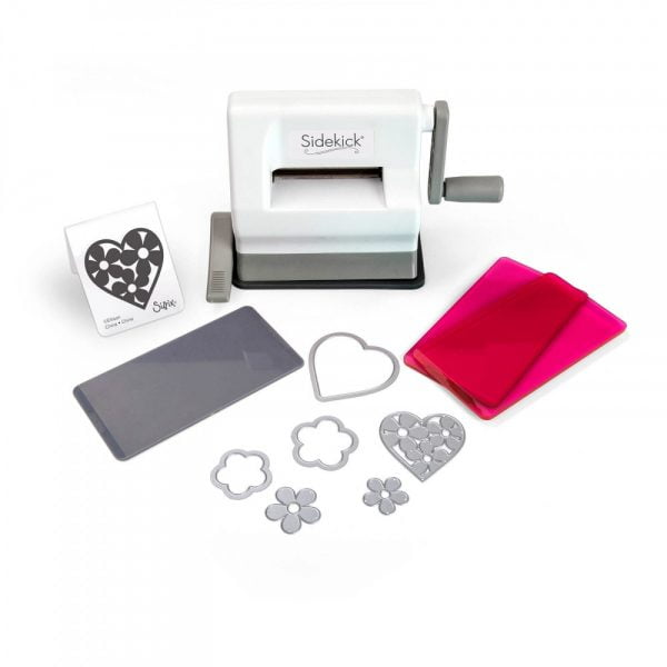 SCT 12 Days of Holiday Giving - Sizzix Sidekick for Scrapbook & Cards Today