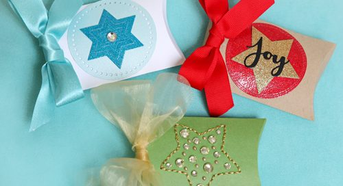 Stacy Cohen for Scrapbook and Cards Today gift cards
