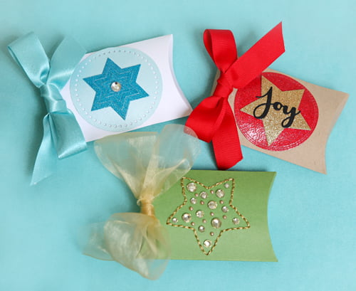 Gift Cards by Stacy Cohen for Scrapbook and Cards Today