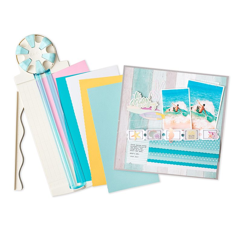 We R Memory Keepers for Scrapbook & Cards Today