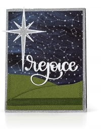 Rejoice by Susan Opel for Scrapbook & Cards Today