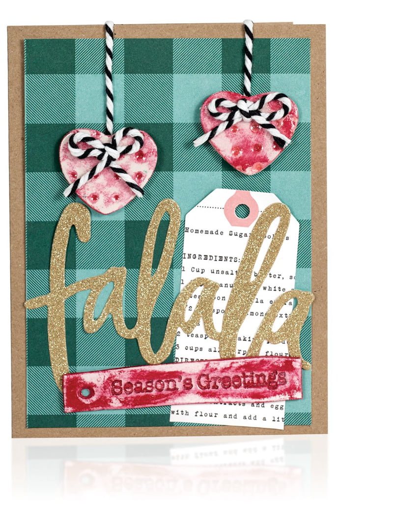 Falala by Vicki Boutin for Scrapbook & Cards Today