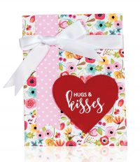 Hugs & Kisses by Susan Opel for Scrapbook & Cards Today