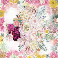 Little Things by Paige Evans for Scrapbook & Cards Today