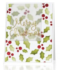 Merry Christmas by Laurie Willison for Scrapbook & Cards Today