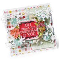 All I Want by Mariusz Gierszewski for Scrapbook & Cards Today