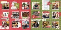 December Memories by Jennifer Larson for Scrapbook & Cards Today
