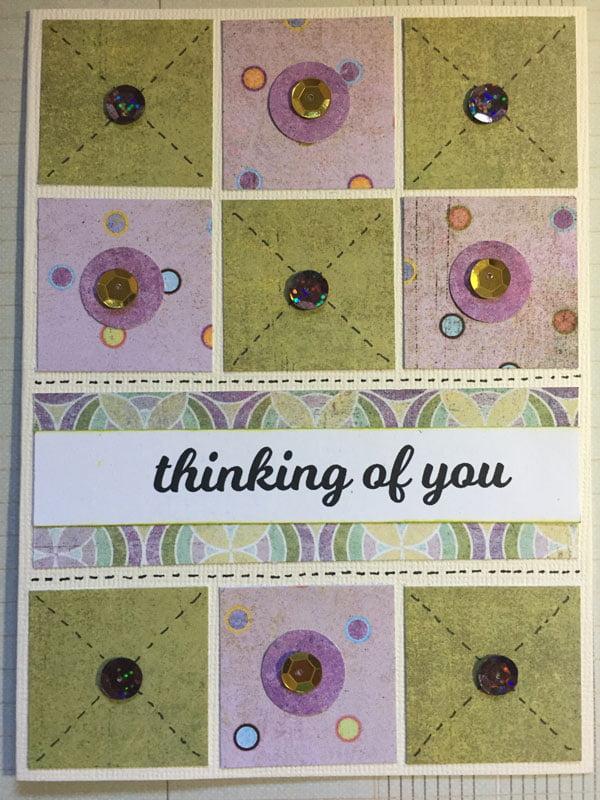 Card by Becky Teague
