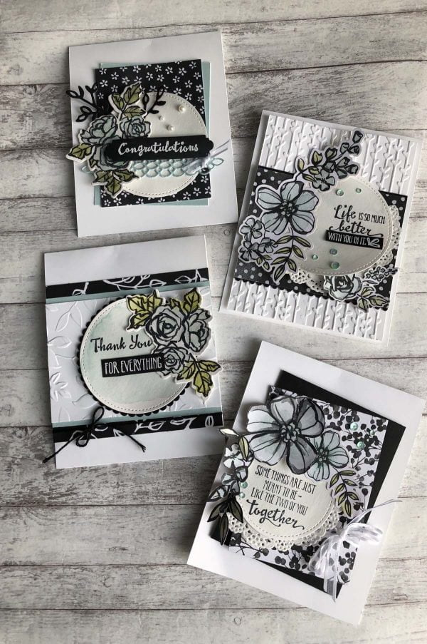 Stampin' Up! for Scrapbook & Cards Today 1