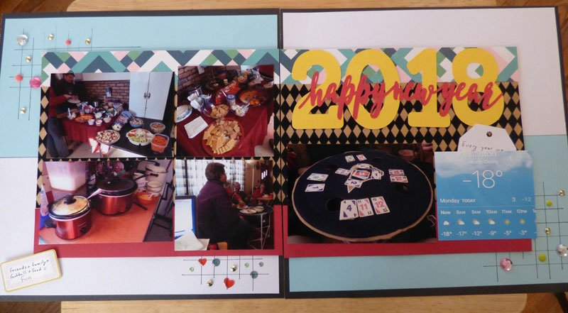 Layout by Colleen Holst Flathers