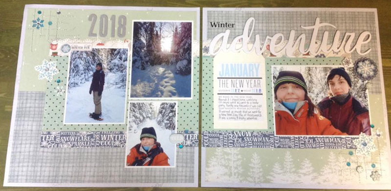 Layout by Denise Brown