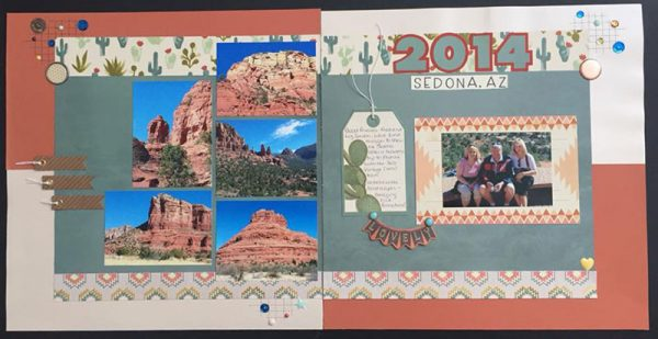 Layout by Judy Ogilvie