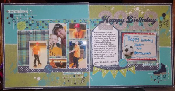 Layout by Leanne Archer Eisler