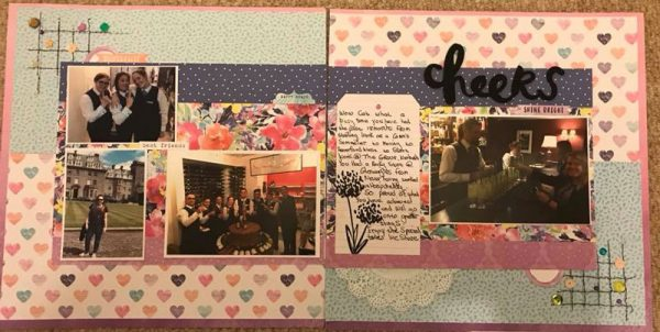 Layout by Mary McGregor