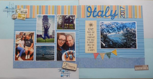 Layout by Susan Burnett