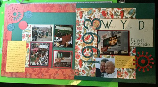 Layout by Tina M Gagnon