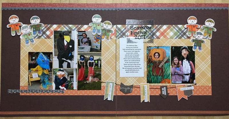 Layout by Twila Young Halliday