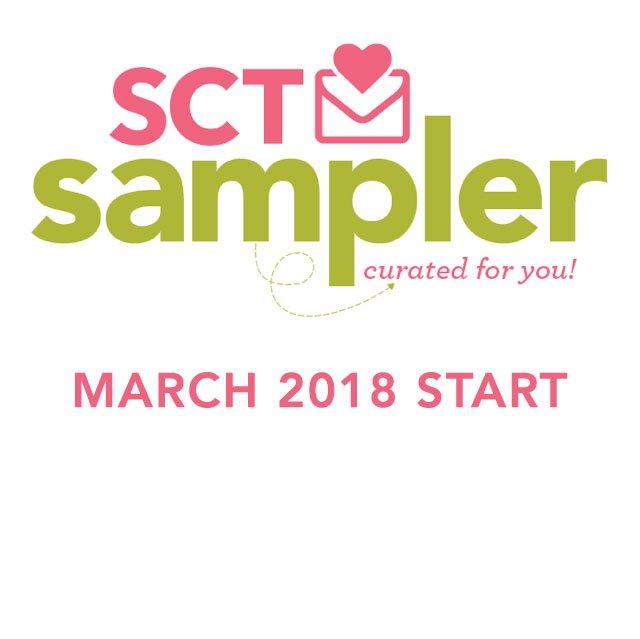 SCT Sampler March 2018 Start