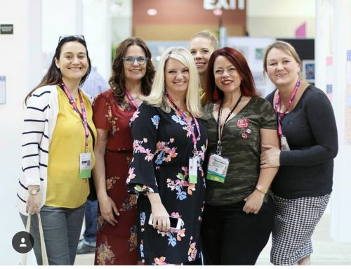 A Creativation show recap and some prize winners!