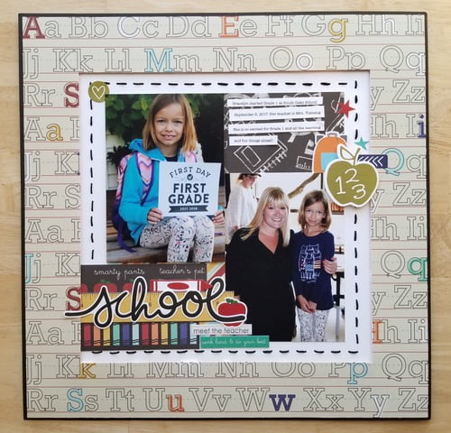 Layout by Cindy Fast
