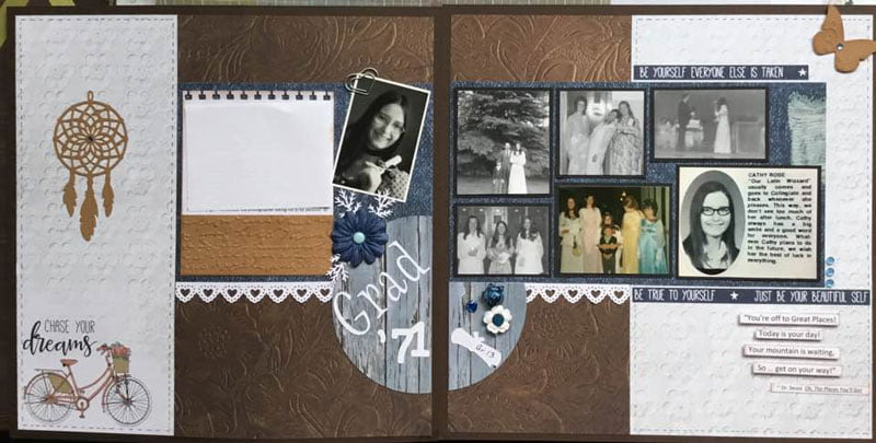 Layout by Catherine Mochrie