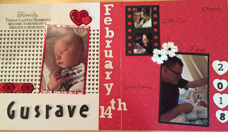 Layout by Debbie Payant